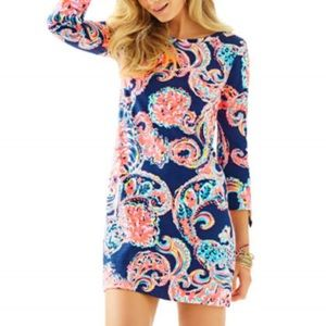Rare Lilly Pulitzer For the Halibut Linden Dress S